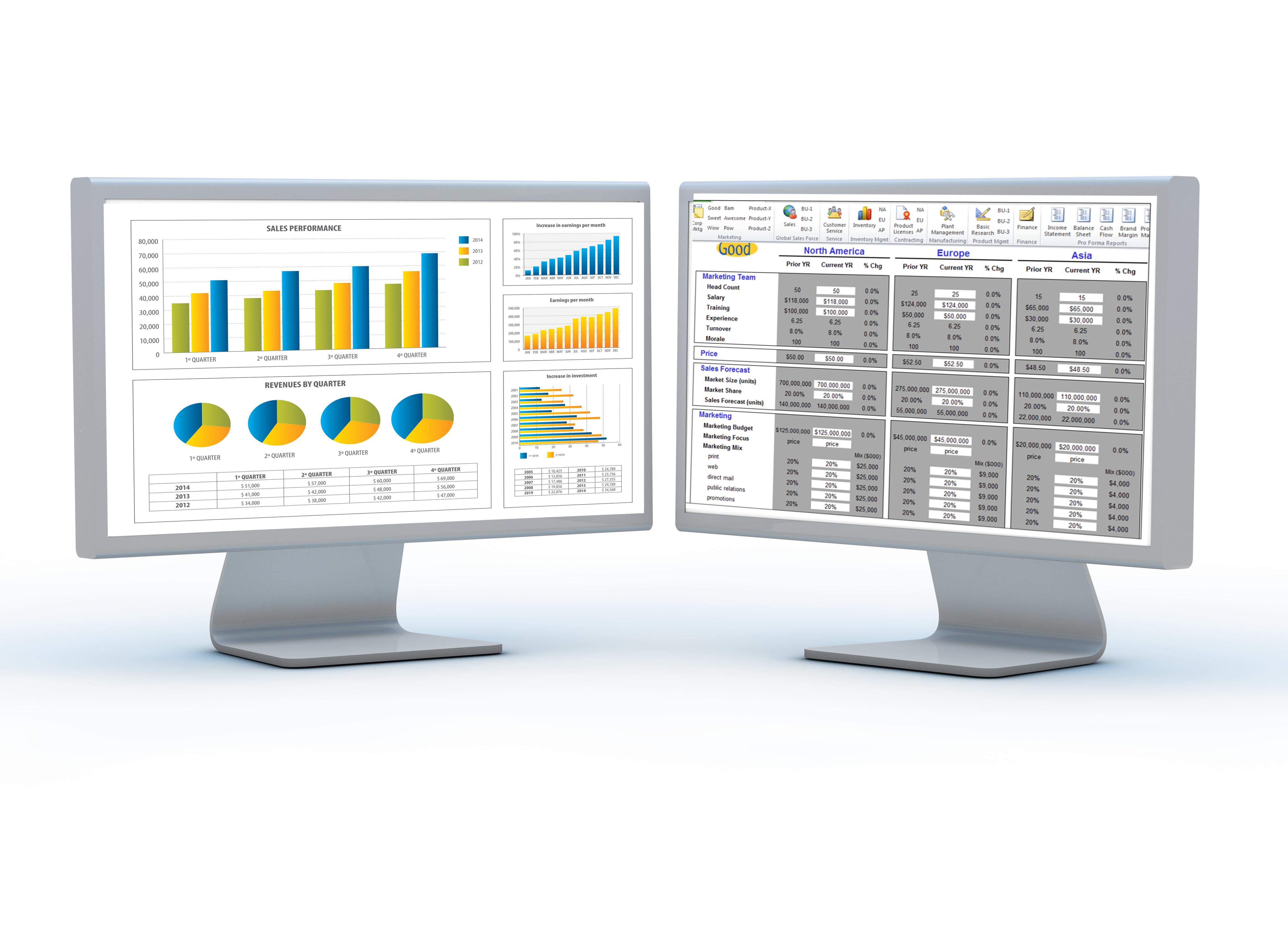business simulation development platform